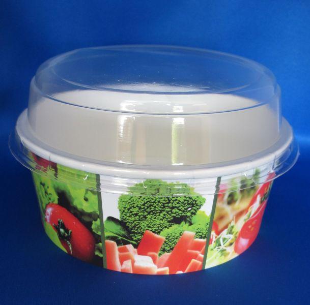 Одноразовые контейнера для салатов
