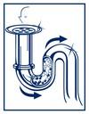 Средство чистящее для канализационных труб.