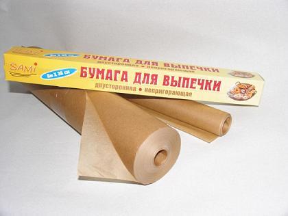 Бумага для выпечки как сделать самому