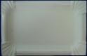 Тарелка картонная прямоугольная 110*170мм