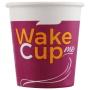 Стакан бумажный Wake me Cup 100мл