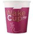 Стакан бумажный Wake me Cup 250мл